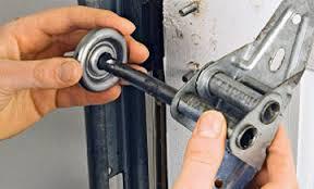 Garage Door Tracks Repair Tomball